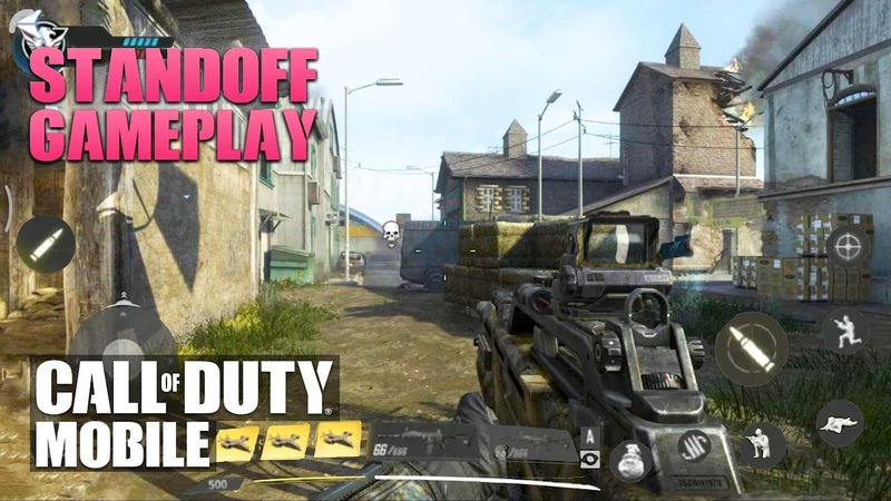 CALL OF DUTY MOBILE - STANDOFF MULTIPLAYER GAMEPLAY- iOS/Android (TENCENT)