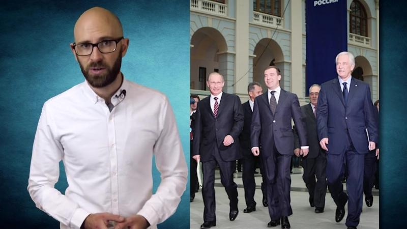 Why Does Vladimir Putin Walk So Weird