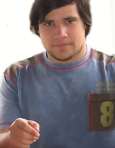 Mario Paredes, 27 декабря 1988, Чистополь, id188415323