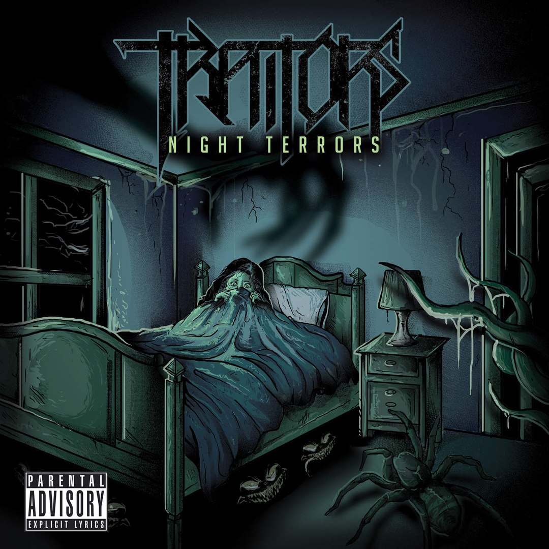 Traitors - Night Terrors [EP] (2015)