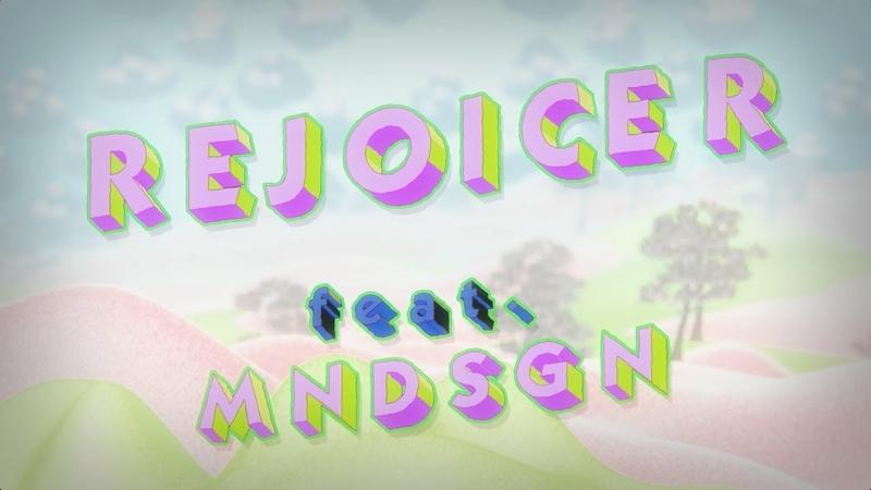 Rejoicer Purple T Shirts feat Mndsgn