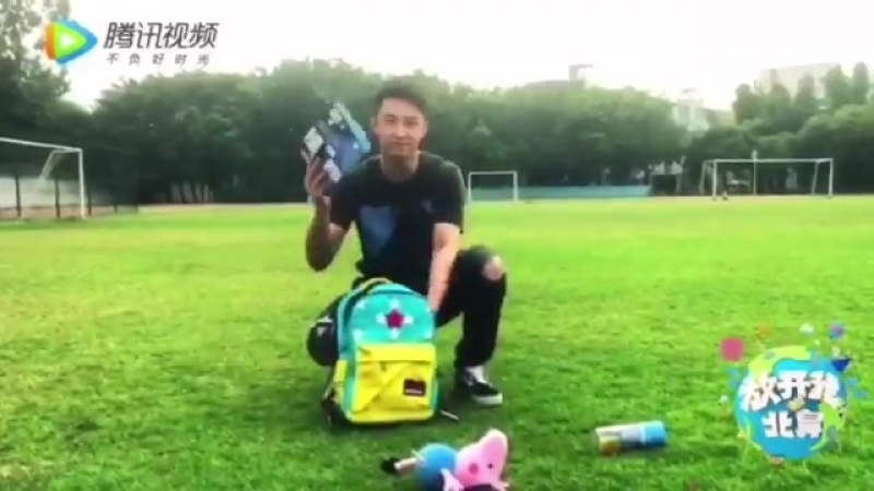 JingYu official announcement on weibo! Regular in variety program as papa taking care of his kid releasemybaby season 3 💙 C
