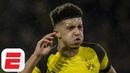 Stunning Jadon Sancho Goal Puts Borussia Dortmund Top Of Bundesliga By Nine Points