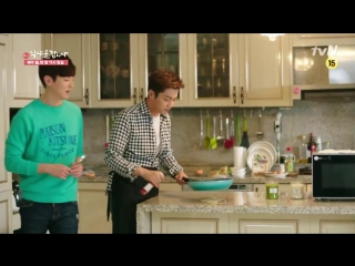 [TV] 19.05.2015 Let's Eat 2, Ep.14 - Goo DaeYoung Cut #2
