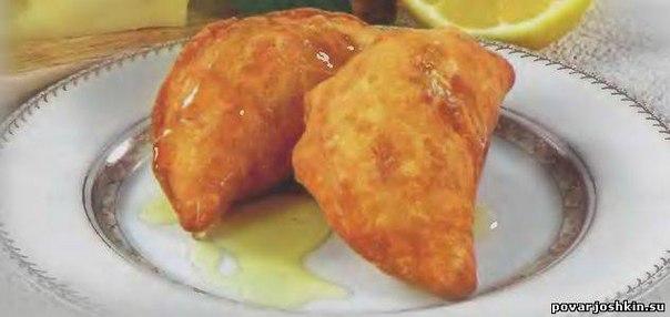 Пирожки сырные