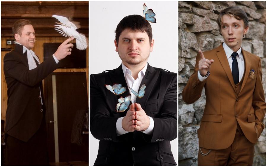 Новоуралец сразится за миллион рублей в магическом телешоу