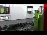 Смена колесных пар в Бресте в 3D