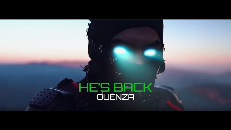 OUENZA HE'S BACK