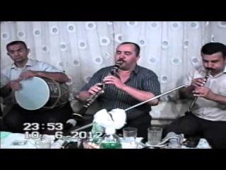 Klarnet Elman Memmedov '' bine Azeri toyu 2012 ''