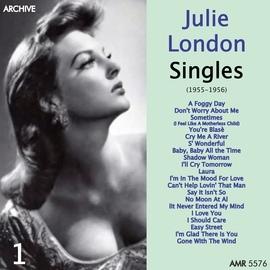 Julie London альбом Julie London Singles, Vol. 1 (1955-1956)
