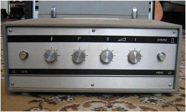 П-70 двухканальный усилитель