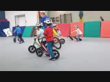 Тренировка в strider school vologda