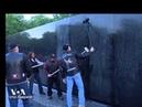 Мемориал в честь ветеранов войны во Вьетнаме