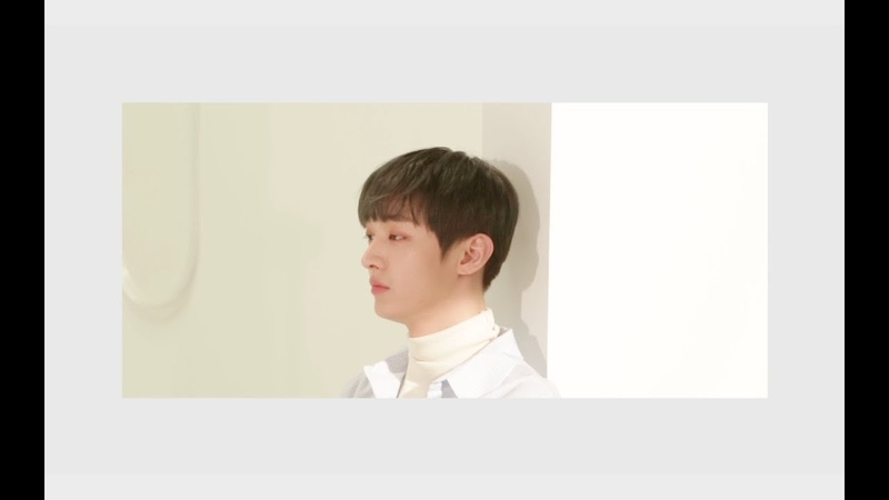 Yoon Jisung 윤지성 'In the Rain' M V Making Film