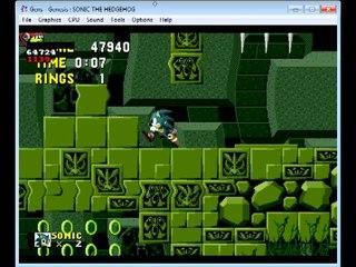 Sonic 1 Speedrun Tutorial