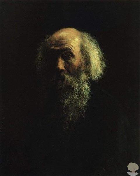 Николай Ге (1831-1894), русский художник.