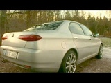 Test Alfa Romeo 166 3.2 V6 24V Distinctive Italienische Oberklasse im Fahrbericht (Motorvision).