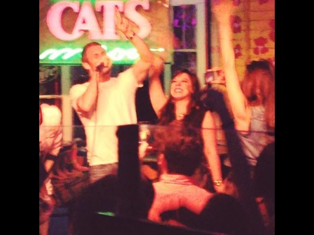 караоке-клуб Cat's Meow(Новый Орлеан)