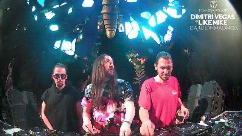 Dimitri Vegas Like Mike - Garden Of Madness Ibiza 2018