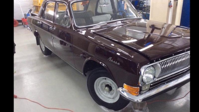 ГАЗ 24 Волга, 1971 Автомобиль для настоящих ценителей, 1-я серия без пробега