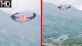 Giant UFO was filmed in the mountains of Caucasus real or not