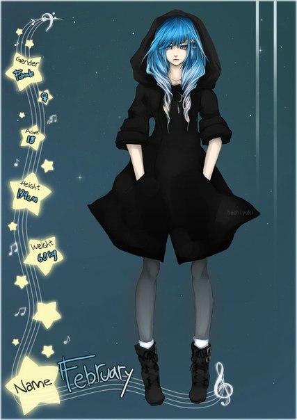 Графити super anime girl