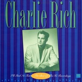 Charlie Rich альбом I'll Shed No Tears