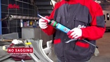 Akfix P645 PU Sealant Auto body seam sealing