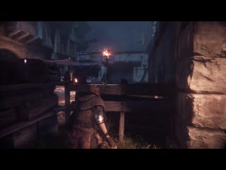 A Plague Tale- Innocence - Uncut Gameplay Trailer