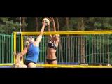 Этап чемпионата России по пляжному волейболу 2018