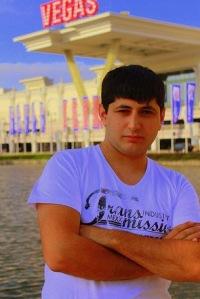 Артур Оганесян, 12 апреля 1988, Новосибирск, id182970857