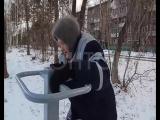 В 86 лет Антонина Ермохина не забывает о спорте