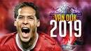 Virgil Van Dijk The General Of Anfield 2018 2019