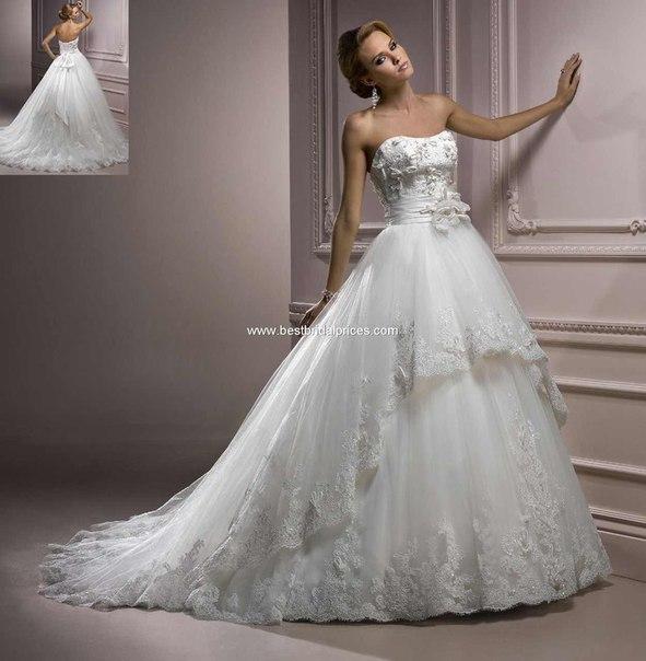 dc23d3f4dbc3b9 весільні сукні з фатіну фото