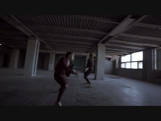 Dancehall middle school by Olya BamBitta&Nastya Zun//Vybz Kartel - Buss my gun//Ekaterinburg-Moscow