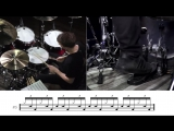 Billy Rymer - The Rhythm Creation Formula (FULL DRUM LESSON)