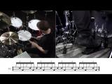 Billy Rymer - The Rhythm Creation Formula (FULL DRUM LESSON)