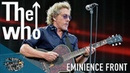 The Who Eminence Front Hyde Park 2015