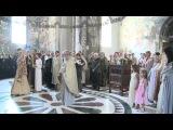 Сербско русская средневековая свадьба