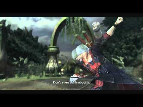 Devil May Cry 4 GMV - Warrior (Disturbed)