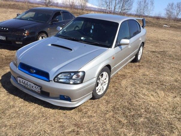 Subaru твин турбо