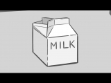 The Milk Man - Cyanide &amp Happiness Minis