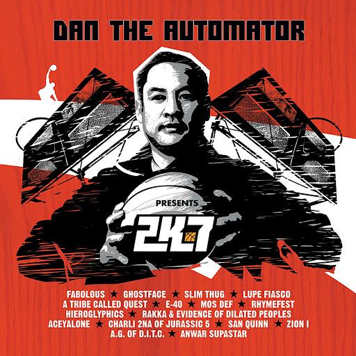 Dan The Automator альбом 2K7