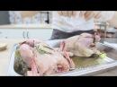Цыпленок Корнишон / Chicken in the Oven