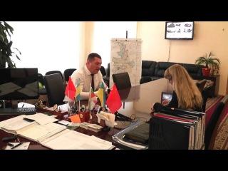 Красноград: дороги - 2013г