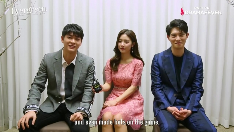 [Behind The Scenes] That Man Oh Soo - Exclusive Cast Interview