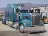 The making of the Kenworth W900 XXL