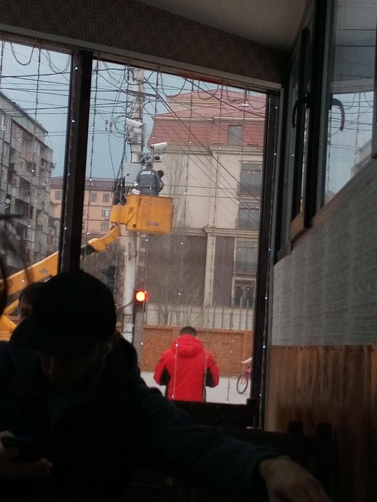 Ещё камеры на Ленина возле Антареса