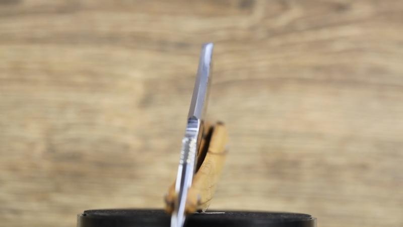 Опасная бритва зебрано 1