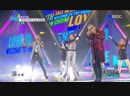 Mighty Mouth feat Han Choim Laser Beam @ Music Core 181208